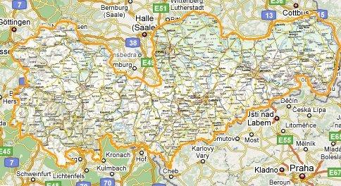 Topographische Karte Thüringen.Topographisches Kartenmaterial 1 25 000 Von Sachsen Thüringen Für