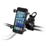 RAM MOUNT Universal X-Grip Halter mit EZ-Strap für Apple iPhone 8