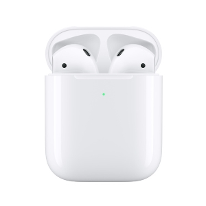 Apple AirPods mit kabellosem Ladecase (MRXJ2ZM/A) für Apple iPhone 7 Plus