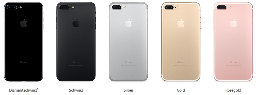 Bild Apple iPhone 7 Banner