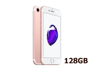 Apple iPhone 7, rosegold - 128GB