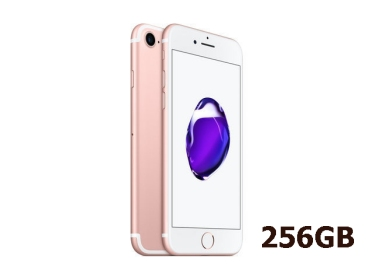Apple iPhone 7, rosegold - 256GB
