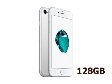 Apple iPhone 7, silber - 128GB