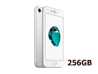 Apple iPhone 7, silber - 256GB