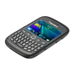 BlackBerry Soft Shell, schwarz für BlackBerry Curve 9220/9310/9320