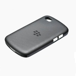 Bild von: BlackBerry Soft Cover, schwarz f�r Blackberry Q10