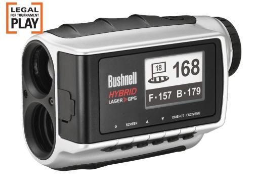 Bushnell hybrid golf gps und laser entfernungsmesser pda max