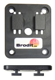 Brodit Montage-Adapter 215205