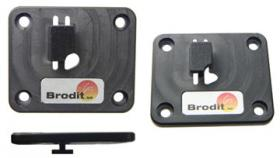 Brodit Montage-Adapter 215225