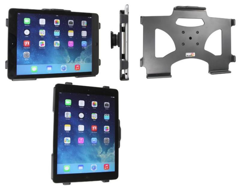 brodit kfz halter 511577 f r apple ipad 9 7 new ipad air ipad 5th gen u a pda max. Black Bedroom Furniture Sets. Home Design Ideas