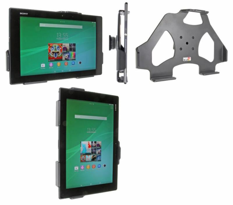 brodit kfz halter 511655 f r sony xperia z2 tablet pda max. Black Bedroom Furniture Sets. Home Design Ideas
