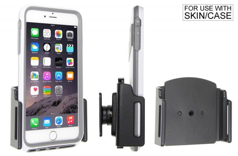 brodit kfz halter 511698 f r apple iphone 6s plus iphone 7. Black Bedroom Furniture Sets. Home Design Ideas