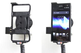 Brodit KFZ Halter 512424 mit Zigarettenanzünderanschluß für Sony Xperia Acro S