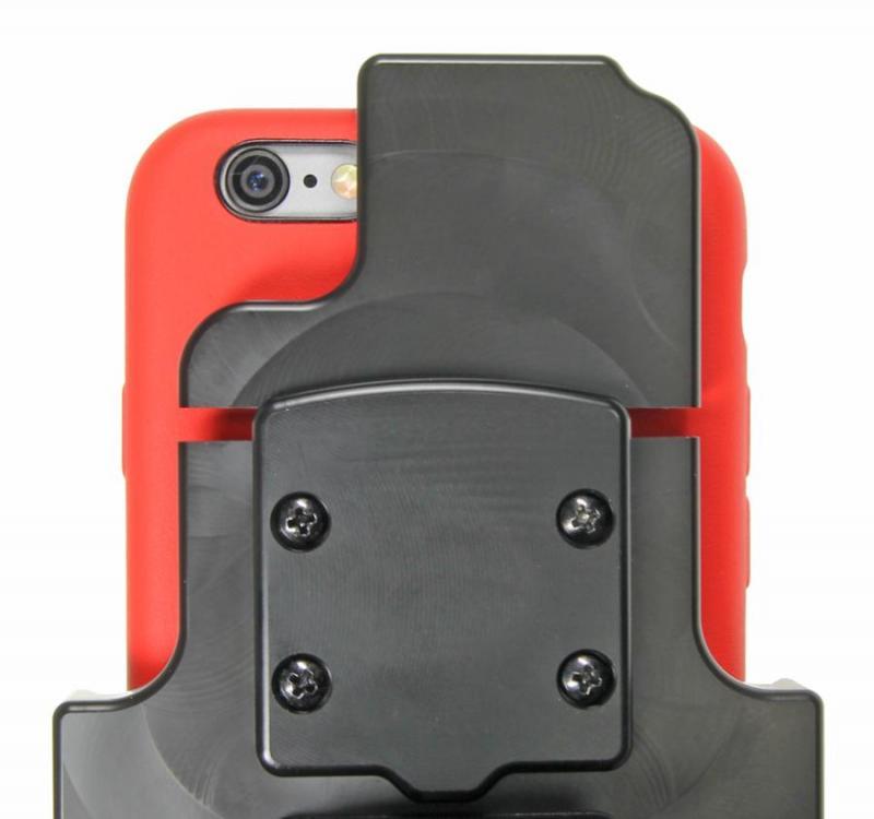 brodit kfz halter mit ladekabel fixierung 514670 f r apple. Black Bedroom Furniture Sets. Home Design Ideas