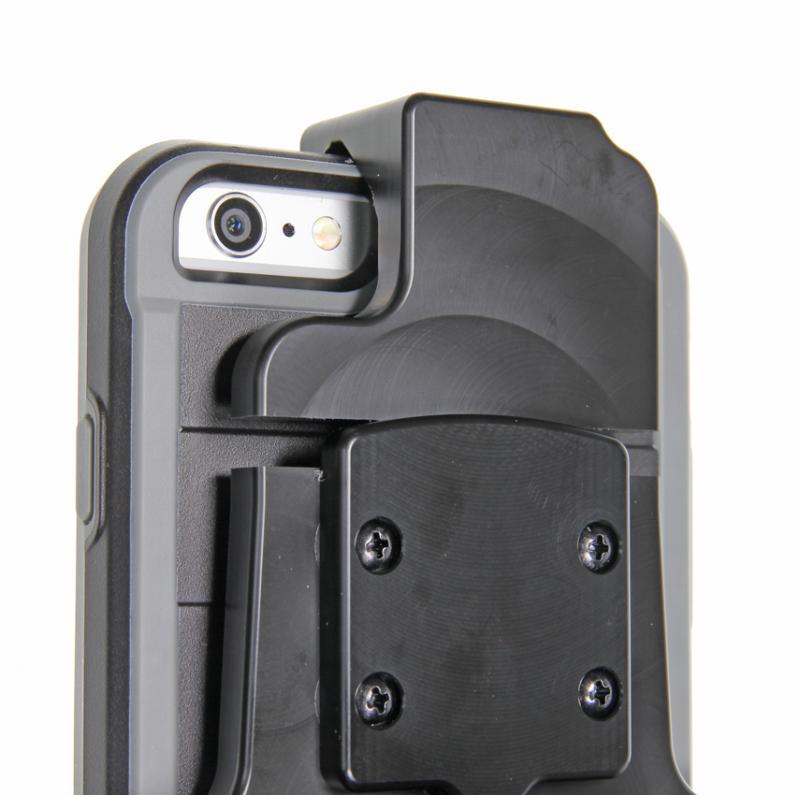 brodit kfz halter mit ladekabel 521663 f r apple iphone 6s. Black Bedroom Furniture Sets. Home Design Ideas