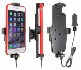 Brodit KFZ Halter mit Ladekabel 521663 für Apple iPhone 7 Plus