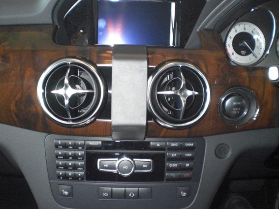 Armaturenbrett mercedes  Brodit ProClip 654825, Armaturenbrett, Mitte für Mercedes Benz GLK ...
