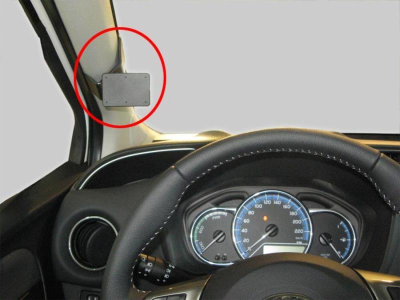 Lampen Toyota Auris : Brodit proclip links für toyota yaris bj