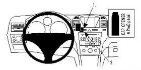 Dodge Ram 1500 Glove Box also Brodit KFZ Halter 848856 bx 848856 moreover  on 2015 dodge ram 1500 laramie longhorn