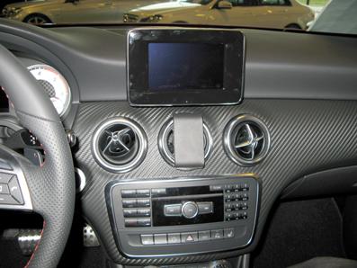 Armaturenbrett mercedes  Brodit ProClip 854813, Armaturenbrett, Mitte für Mercedes Benz GLA ...