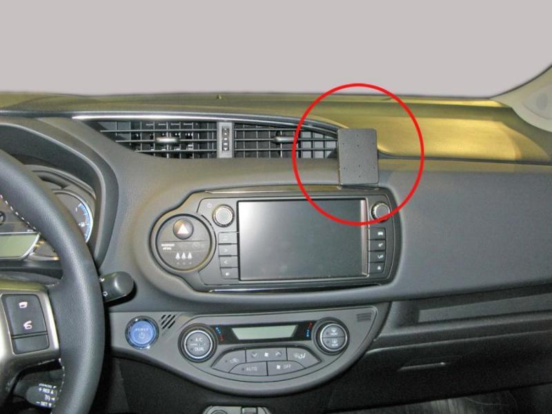 Lampen Toyota Auris : Brodit proclip armaturenbrett mitte rechts für toyota