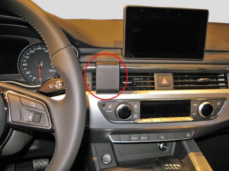 Armaturenbrett audi  Brodit ProClip 855173, Armaturenbrett, Mitte für Audi A4 Allroad,A4 ...