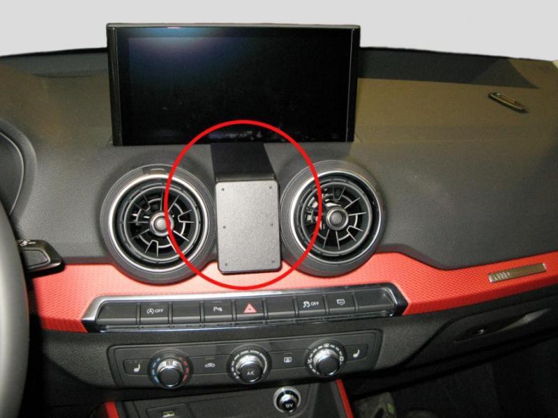 Brodit Proclip 855277 Armaturenbrett Mitte Fur Audi Q2 Bj 2017