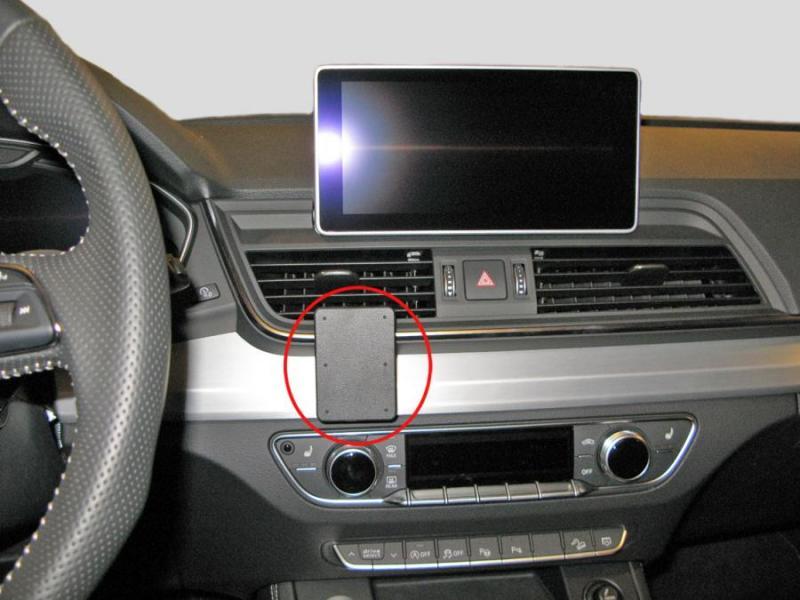 Armaturenbrett audi  Brodit ProClip 855286, Armaturenbrett, Mitte für Audi Q5 (Bj. 2017 ...