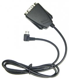 Brodit 945021, microUSB zu DB9/RS232 (Host)