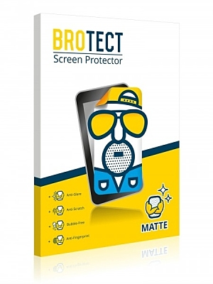 BROTECT Displayschutzfolie, matt f�r Nokia Lumia 1020