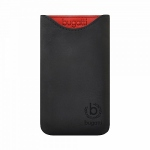 Bild von: bugatti Skinny XL, glowing-coal (07955) f�r HTC One XL