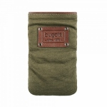 Bild von: bugatti Elements patch XL, army green (08113) f�r Samsung Galaxy S Plus I9001