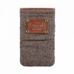 Bild von: bugatti Elements patch XL, saddle brown (08112) f�r HTC One XL