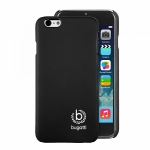 bugatti ClipOn Cover, schwarz für Apple iPhone 6 Plus
