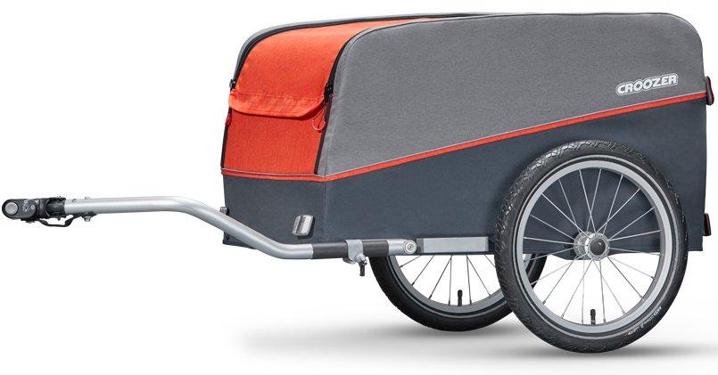 croozer cargo modell 2018 fahrradanh nger. Black Bedroom Furniture Sets. Home Design Ideas