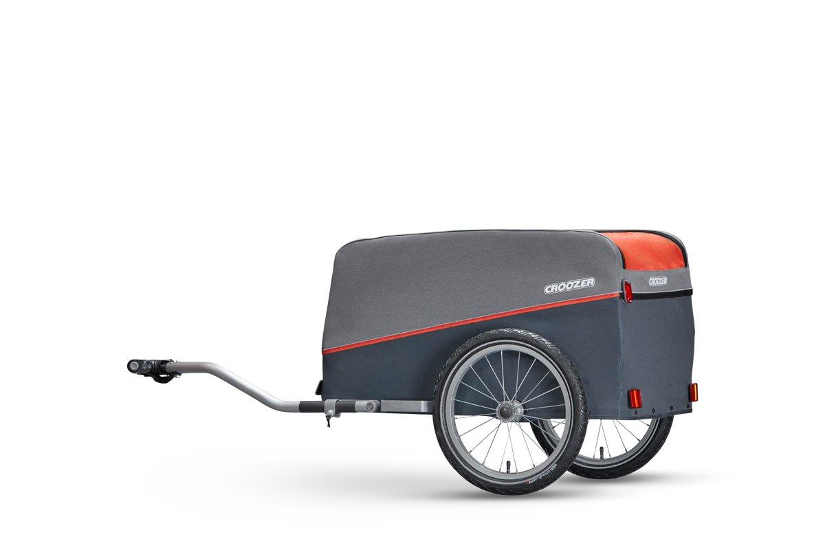 croozer cargo modell 2018 fahrradanh nger lastenanh nger transportanh nger pda max. Black Bedroom Furniture Sets. Home Design Ideas