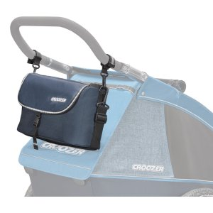 Croozer Schiebebügeltasche Ocean blue / Night blue für Croozer Kid
