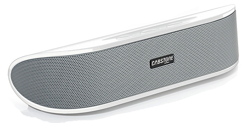soundbar weiss kraftvoller stereo lautsprecher mit. Black Bedroom Furniture Sets. Home Design Ideas