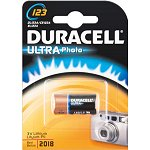 Duracell Ultra Foto Lithium CR123A Batterie