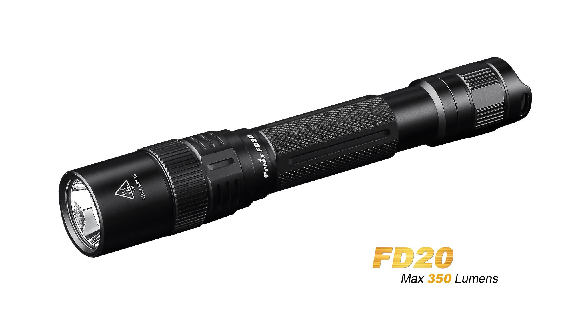 Camping & Outdoor Taschenlampen FENIX FD20 Taschenlampe