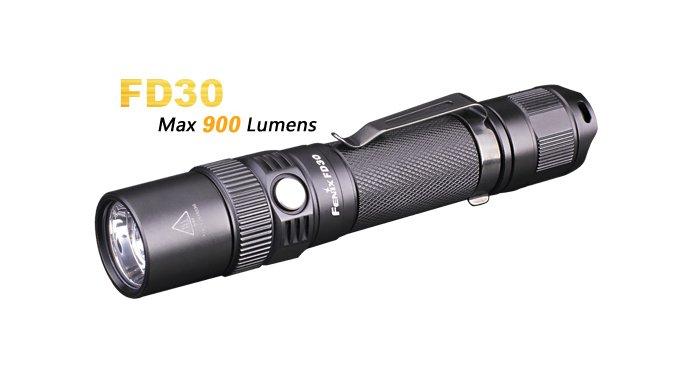 ARB-L18-3500 LiIon Akku,USB-Ladefunkt.. FENIX Fenix UC35 V2.0 Taschenlampe incl