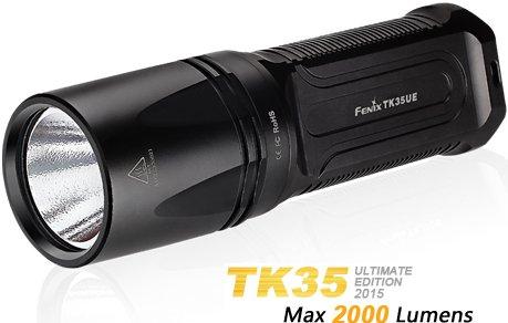 fenix tk35ue 2015 ultimate edition led taschenlampe mit. Black Bedroom Furniture Sets. Home Design Ideas