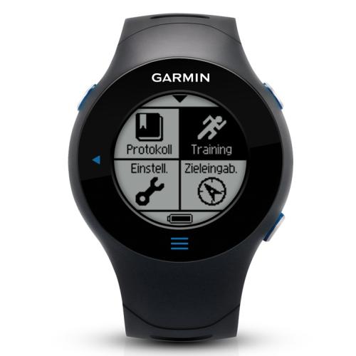 garmin forerunner 610 hr gps laufuhr mit touchscreen und. Black Bedroom Furniture Sets. Home Design Ideas