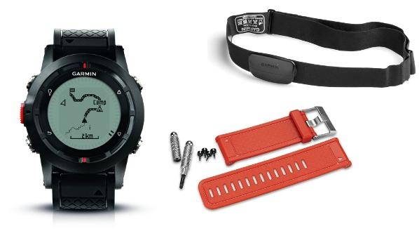 garmin fenix hr performer bundle outdoor gps uhr mit. Black Bedroom Furniture Sets. Home Design Ideas