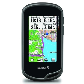 Abbildung Garmin Oregon 600