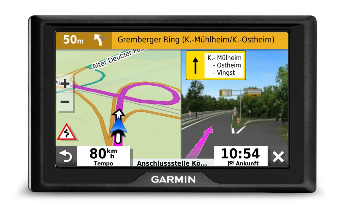 garmin drive 52 mt eu navigationsger t mit premium. Black Bedroom Furniture Sets. Home Design Ideas