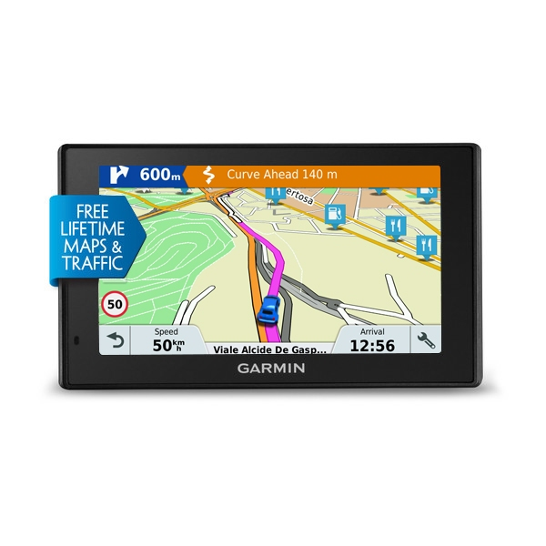 garmin drivesmart 51 lmt d 5 zoll navigationsger t mit. Black Bedroom Furniture Sets. Home Design Ideas