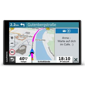 Garmin DriveSmart 65 MT-D EU - Navigationsgerät mit Digital Traffic