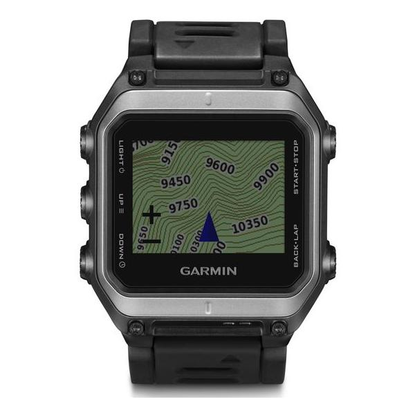 garmin epix outdoor gps uhr mit hochaufl sendem farb. Black Bedroom Furniture Sets. Home Design Ideas