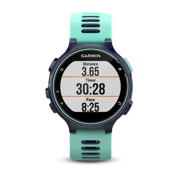 garmin forerunner 735xt frost blau multisport uhr mit. Black Bedroom Furniture Sets. Home Design Ideas